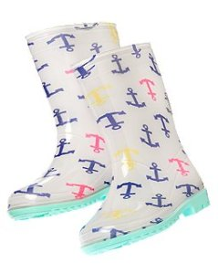 Anchor Rain Boots from Crazy 8
