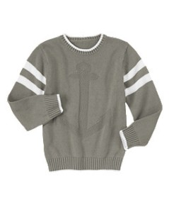 Gymboree Anchor Sweater