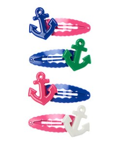 Anchor Clips from Gymboree