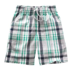 Jumping Beans Plaid Shorts from Kohls