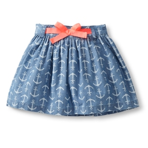 Carters Anchor Skirt