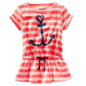 Anchor Tunic From Carters
